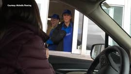 Student learns she's valedictorian while working at Culver's drive-thru