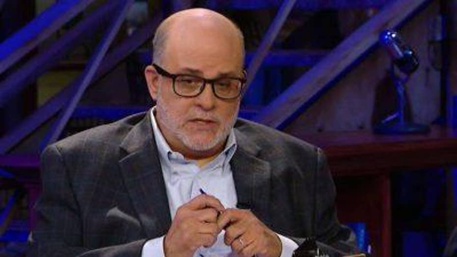 Mark Levin slams Democrats' focus on impeachment, not coronavirus in China