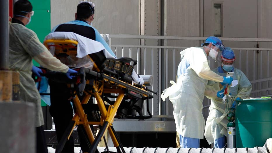 New York has more coronavirus cases than Italy; News Orleans Parish leads nation in COVID-19 deaths per capita