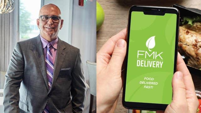 Amid coronavirus mandates food delivery app revives Florida restaurant group