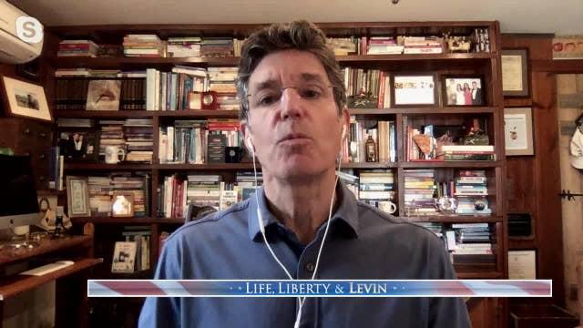 Mark Levin interviews health experts on coronavirus mitigation