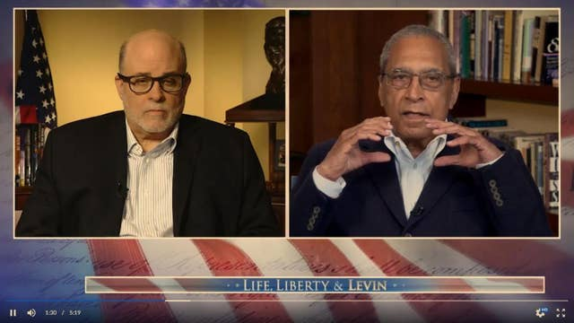 Shelby Steele joins 'Life, Liberty & Levin'