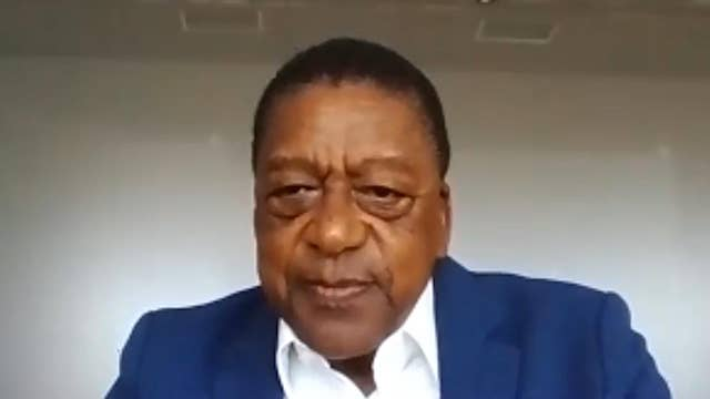 BET founder Robert Johnson rips 'borderline anarchists' taking down Confederate statues