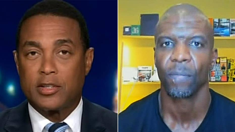 CNN's Don Lemon scolds Terry Crews, says Black Lives Matter is ...