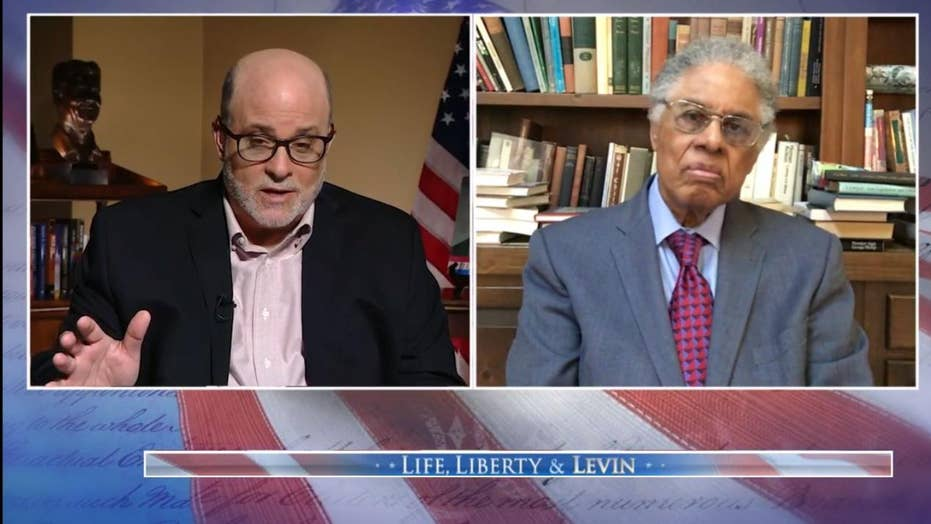 Thomas Sowell discusses 'systemic racism' claims with 'Life, Liberty & Levin'
