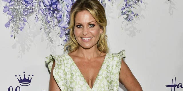 'Fuller House' star Candace Cameron Bure reflects on her anniversary with Valeri Bure: 'Wedding of my dreams'.jpg