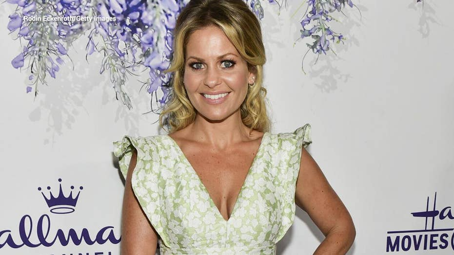 Candace Cameron Bure defends response over family photo against online critics