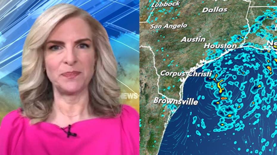 National forecast for Thursday, July 23