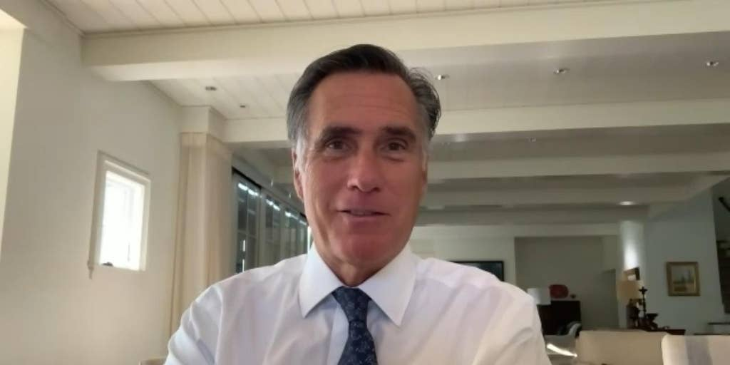 Mitt Romney raises alarm about state of Social Security and Medicare trust funds