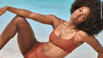 SI Swimsuit's model search winner Tanaye White says reading these comments 'makes me want to cry'