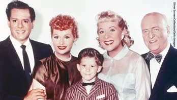 Darin Strauss: How Lucille Ball went from Communist to capitalist