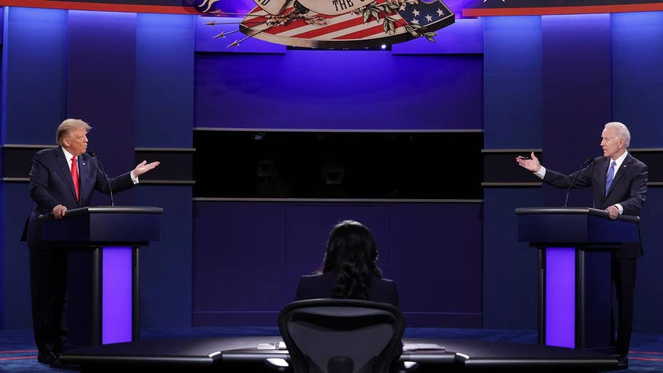 Fox News Democracy 2020: Second Presidential Debate
