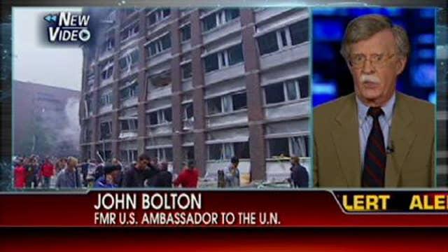 John Bolton: Oslo Attacks Were 'Politically Motivated'