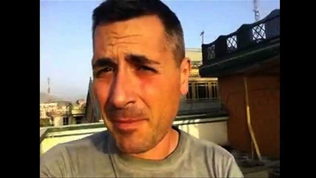 VIDEO: Dominic Di-Natale's Kabul Briefing