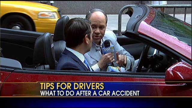 How to Protect Yourself Before and After a Car Crash