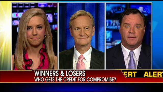 Who Gets Credit for the Compromise?