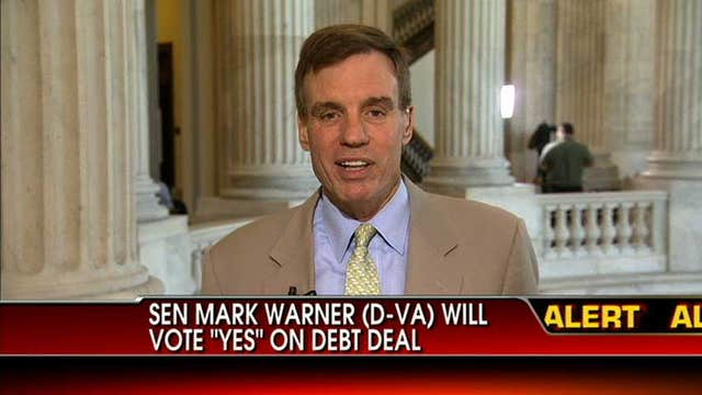 """Virginia Senator Mark Warner: """"It Ought To Be Country First"""""""