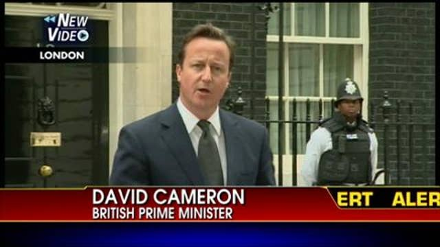 New Video: David Cameron Calls Lawmakers Back to London