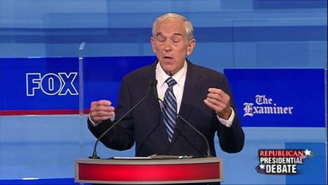 Ron Paul: Why Shouldn't Iran Want a Nuclear Weapon?