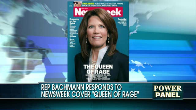 """Was """"Submissive Wife"""" Question a Fair Question to Ask Michele Bachmann in the GOP Debate?"""