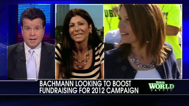 Bachmann Pushing for Money Boost After Iowa Straw Poll Win