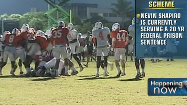 What Happens to the University of Miami Football Players After Claims They Accepted Gifts From Convict?