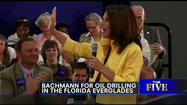 Michele Bachmann Says U.S. Should Use Own Resources and Drill in Everglades