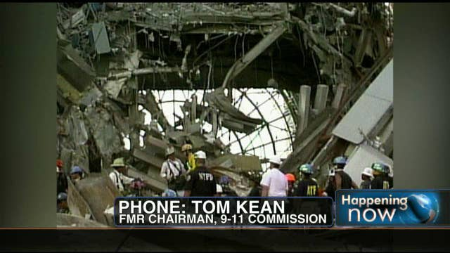 Fmr. 9/11 Commissioner Tom Kean Discusses National Security 10 Years Later