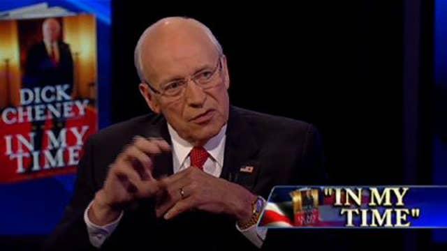SNEAK PEEK: Dick Cheney Sits Down With Sean Hannity