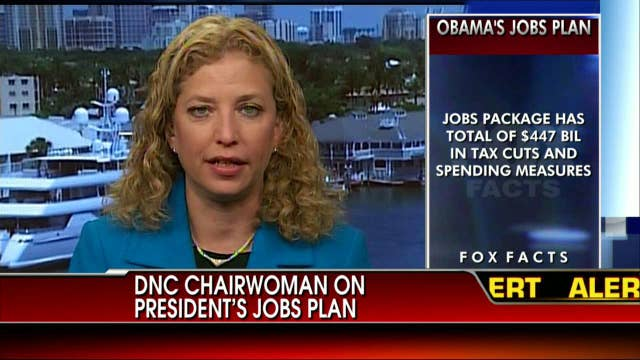 Rep. Debbie Wasserman Schultz: To Say That The Recovery Act Didn't Work Would Be False