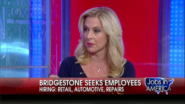Cheryl Casone Breaks Down Who's Hiring in America