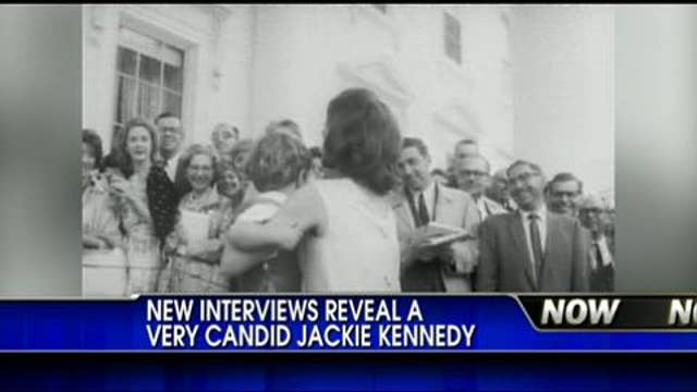 Jacqueline Kennedy's Secret Audio Interviews to Be Released Wednesday