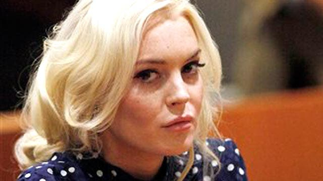 Lindsay Lohan Sentenced to 30 Days in Jail