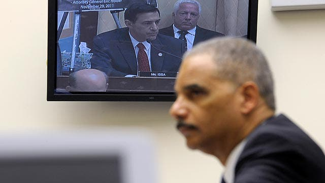 Holder on the Hot Seat Over Fast & Furious