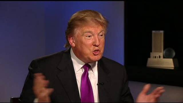 Donald Trump Reveals the Secret Behind His Hair