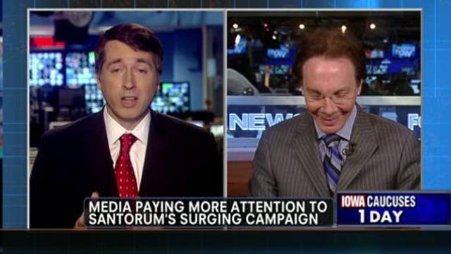 WATCH: Rich Lowry Takes Alan Colmes to Task for Comments About Santorum, Deceased Baby