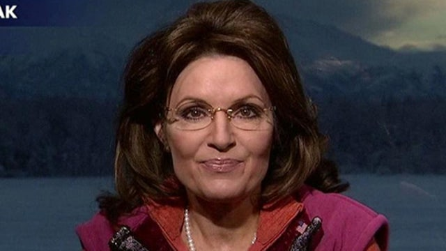 Palin Responds to Newt VP Play