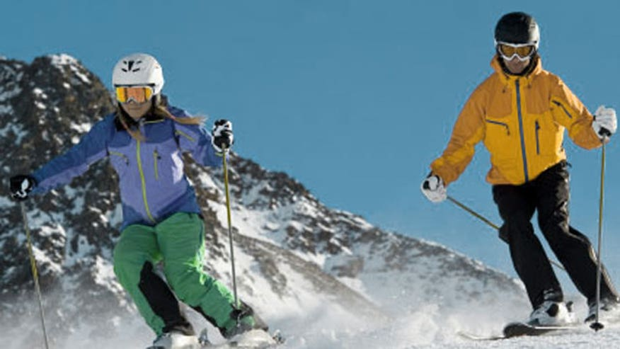 Not sure if skiing and snowboarding is your thing? Try it first at the gym