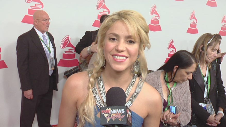 Artists and nominees gathered to reflect on the music and philanthropic contributions of Shakira.
