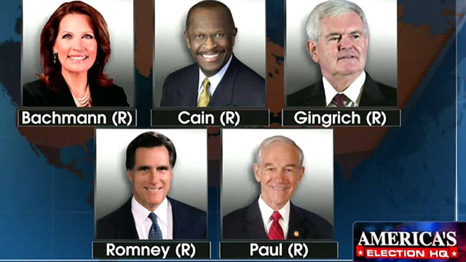 GOP Presidential Candidates Head to Conservative Forum