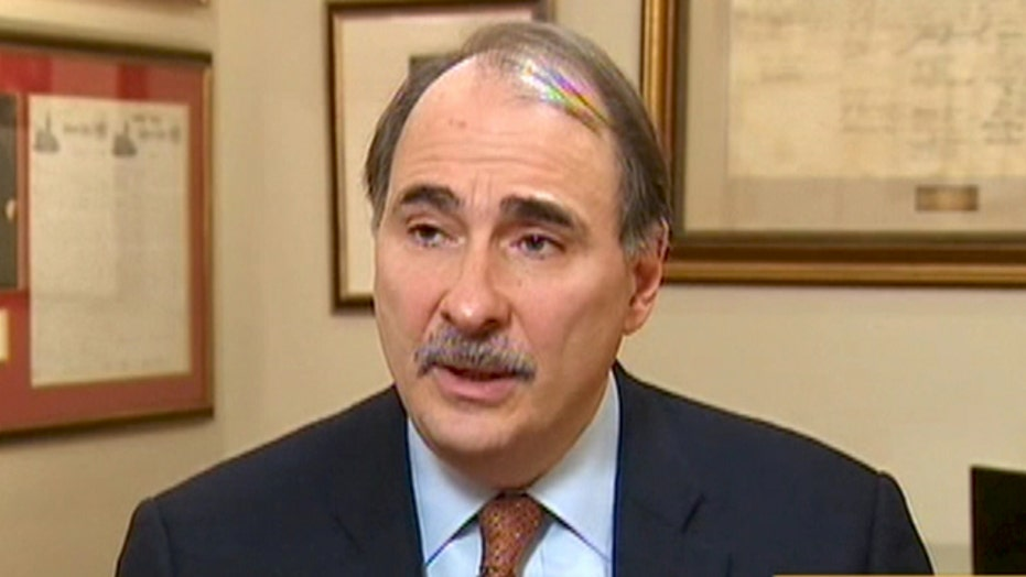 Axelrod: 'Screwing Up' The Economy is GOP Strategy