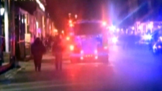 Across America: Deadly New Year's shooting outside bar