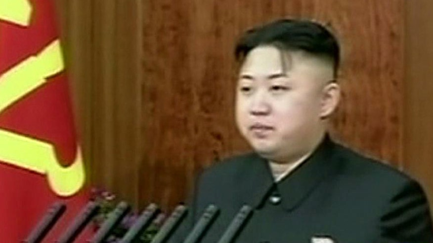 Kim Jong-un makes rare New Year's address
