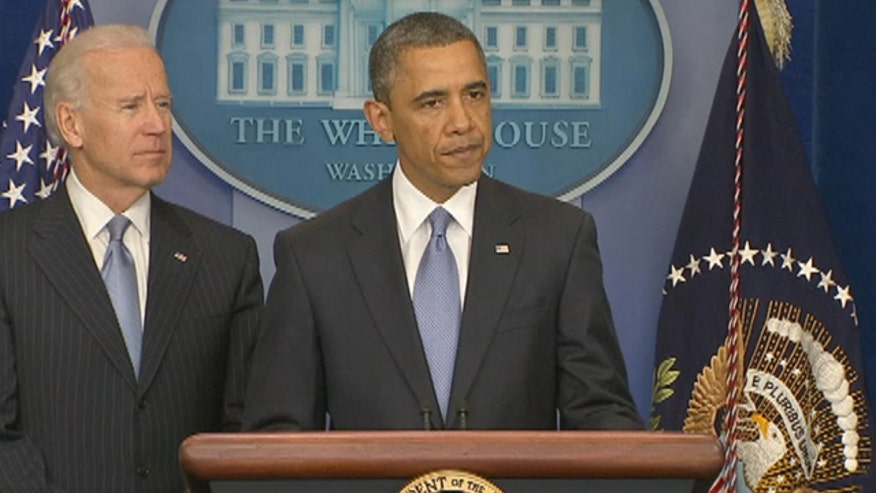 President on passage of fiscal cliff deal