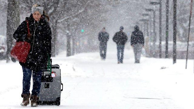 New Year kicks off with frigid weather