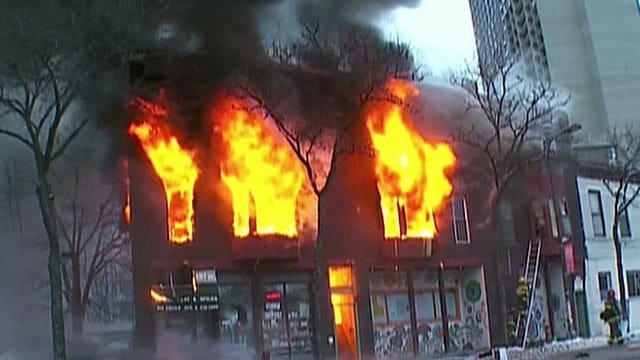 Dozens injured in Minn. building explosion