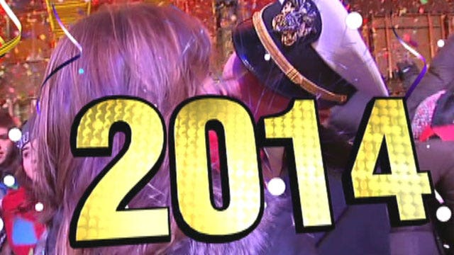 'All-American New Year' highlights