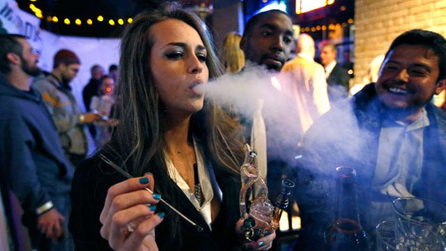 First recreational marijuana stores open in Colorado