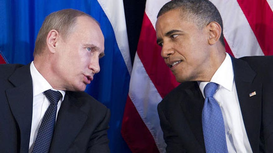 Obama administration looking for another 'reset' with Moscow?