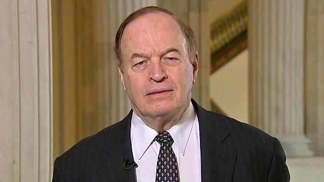 Sen. Shelby explains no vote on Senate 'fiscal' deal